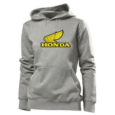 Купити Толстовка жіноча Honda Vintage Logo