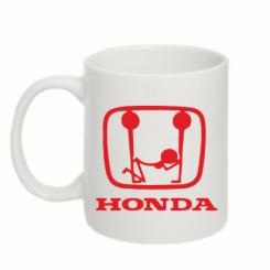 Купити Кружка 320ml Honda