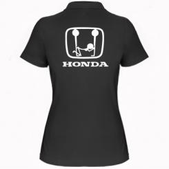 Купити Жіноча футболка поло Honda