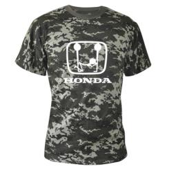Купити Камуфляжна футболка Honda