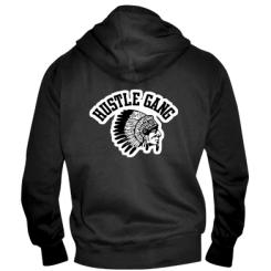 Купити Чоловіча толстовка на блискавці Hustle Gung