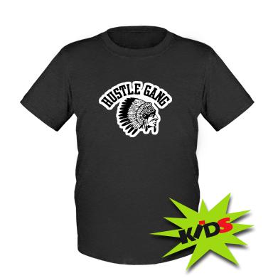 Купити Дитяча футболка Hustle Gung