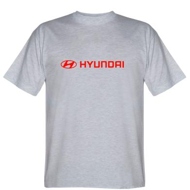 Футболка Hyundai 2