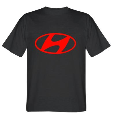 Футболка Hyundai logo