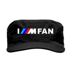 Кепка мілітарі I am FAN