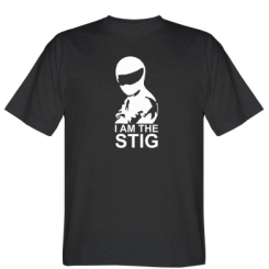 Футболка I am the Stig
