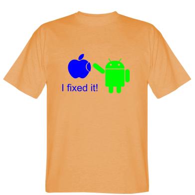 Футболка I fixed it! Android