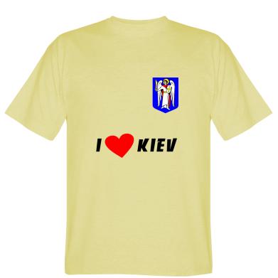 Футболка I love Kiev