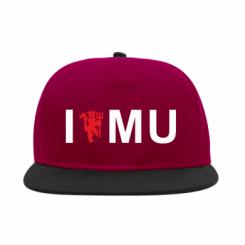 Снепбек I love MU