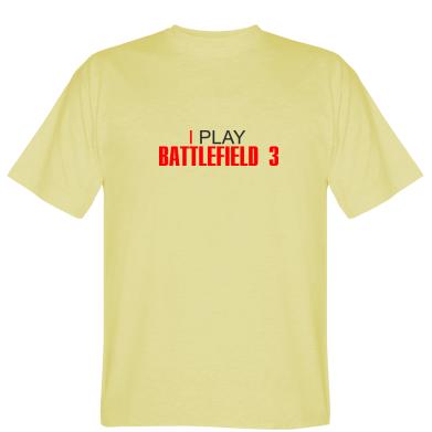 Футболка я пограти в Battlefield 3