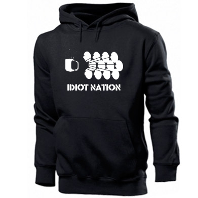 Толстовка Idiot Nation