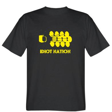 Футболка Idiot Nation