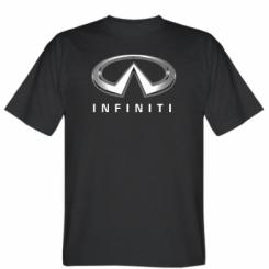Футболка Infinity Logo 3D