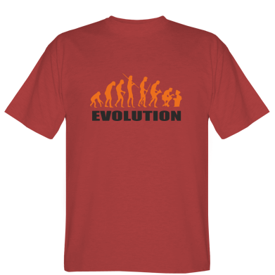 Футболка IT evolution