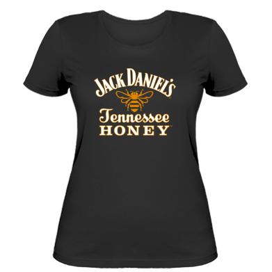 Жіноча футболка Jack Daniel's Tennessee Honey