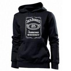 Купити Толстовка жіноча Jack daniel's Whiskey