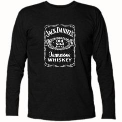 Купити Футболка з довгим рукавом Jack daniel's Whiskey