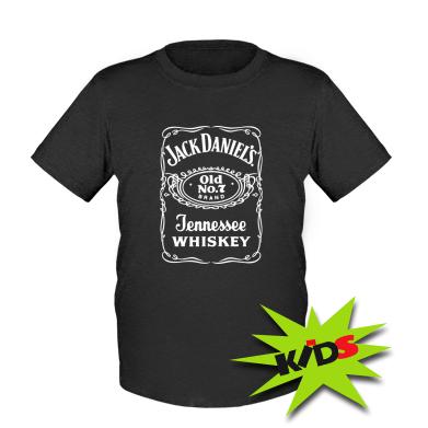 Купити Дитяча футболка Jack daniel's Whiskey