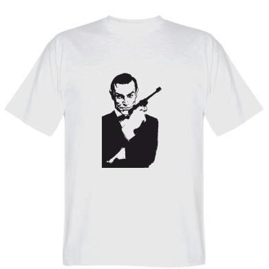 Футболка James Bond
