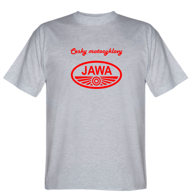 Футболка Java Cesky Motocyclovy