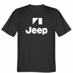 Футболка Jeep Logo