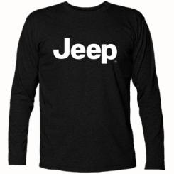 Футболка з довгим рукавом Jeep