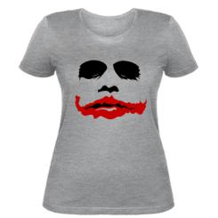 """Купити Жіноча футболка """"Joker Face"""""""