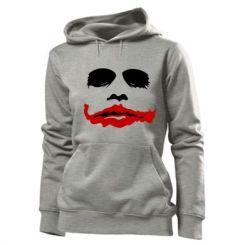 """Купити Толстовка жіноча """"Joker Face"""""""