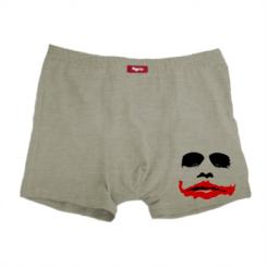 """Купити Чоловічі труси """"Joker Face"""""""