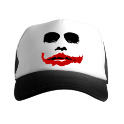 "Купити Кепка-тракер ""Joker Face"""