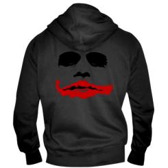 """Купити Чоловіча толстовка на блискавці """"Joker Face"""""""