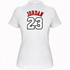 Жіноча футболка поло Jordan 23