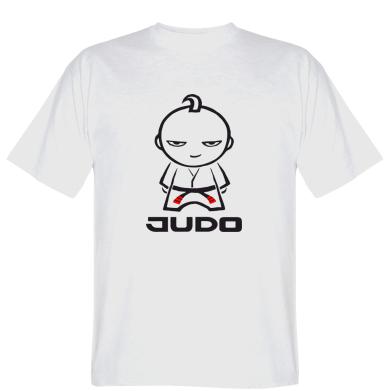 Футболка Judo Fighter