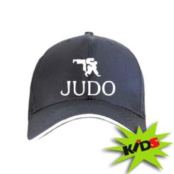 Детская кепка Judo