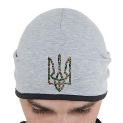 Купити Шапка Камуфляжний герб України