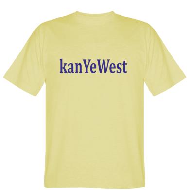 Футболка kanye west