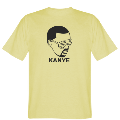 Футболка Kanye
