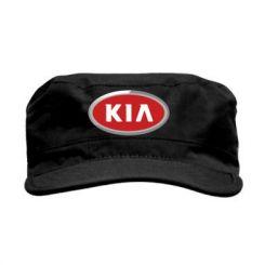 Кепка мілітарі KIA Logo 3D