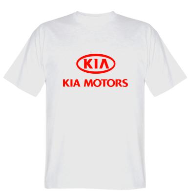 Футболка Kia Logo