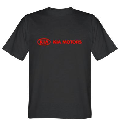 Футболка Kia Motors Logo