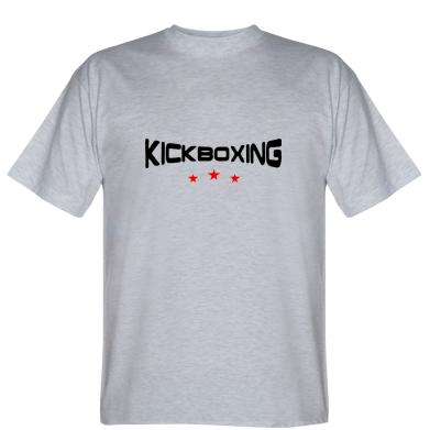 Футболка Kickboxing Logo