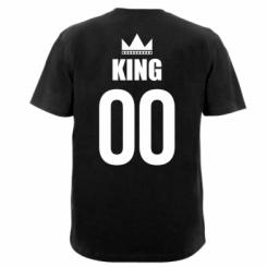 Футболка King (number)