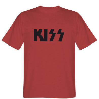 Футболка Kiss Logo