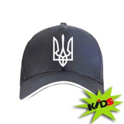 Купити Дитяча кепка Класичний герб України