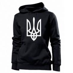Купити Толстовка жіноча Класичний герб України