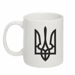 Купити Кружка 320ml Класичний герб України