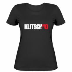 Купити Жіноча футболка Klitschko