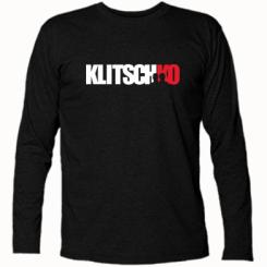 Купити Футболка з довгим рукавом Klitschko