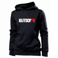 Купити Толстовка жіноча Klitschko