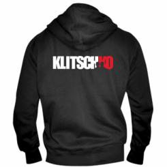Купити Чоловіча толстовка на блискавці Klitschko